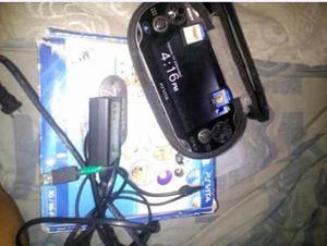 Psvita Sony Original + Memoria De 4gb