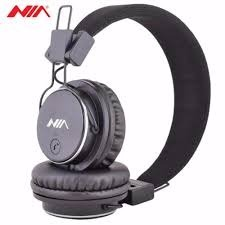 Audífonos De Diadema Inalambrico Mp3, Radio Fm, Micro Sd,