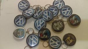 Chapas De Volkswagen Llavero Destapador