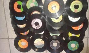 Discos De Acetato De 45 Para Decoracion O Manualidades