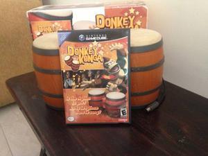 Donkey Konga Bongo+juego Gamecube/wii