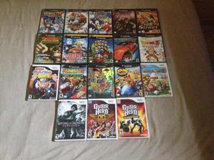Juegos De Nintendo Gamecube Y Wii + Accesorios
