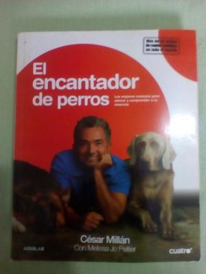 Libro El Encantador De Perros De Cesar Millan