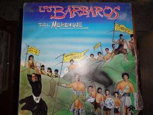 Los Barbaros Del Merengue Lp / Wilfrido Vargas, Los Vecinos