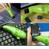 Mini Aspiradoras Portatil Usb Para Laptos Y Limpiar Teclados