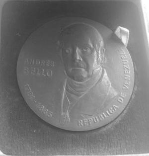 Moneda Conmemorativa Natalicio De Andres Bello