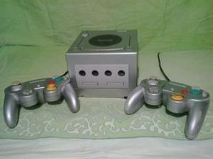 Nintendo Gamecube Dos Controles Original