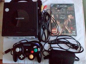 Nintendo Gamecube + Juego (lea Descripción)