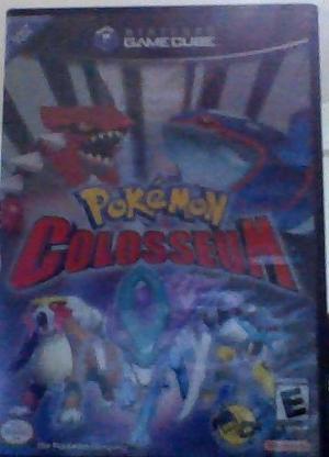 Pokemon Colosseum Nintendo Gamecube Para Cambio