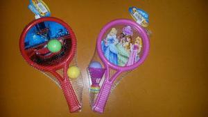 Raquetas Para Niñas Y Niños Regalo Juguetes Cotillon