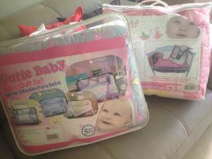 Set De Edredón Para Bebes