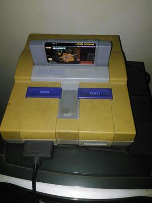 Super Nintendo + 3 Juegos