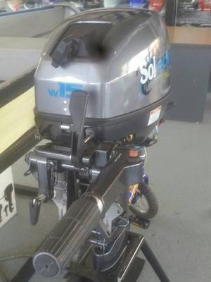 Motor Fuera De Borda 15 Hp Pata Larga
