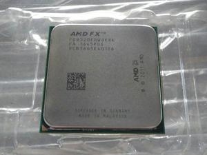 Procesador Amd Fx- Black Edition