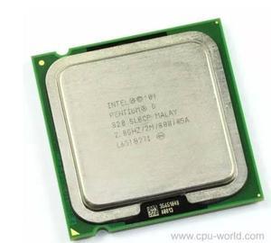 Procesador Intel Pentium D 820 Sm 800 Sl8cp