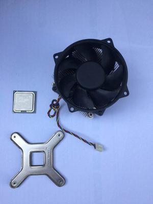 Procesador Intel Pentium D 945 Dual Core 3.4 Ghz 775 + Fan