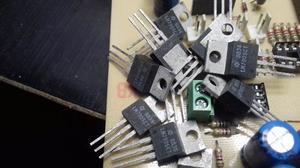 Regulador De Voltaje Negativo Lm, Voltaje Regulado -5v