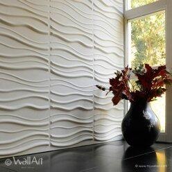 Paneles Decorativos 3d, Revestimiento De Paredes Wallart