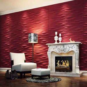 Paneles Paredes Decorativo 3d En Yeso E Instalacion