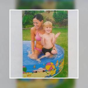 Picinas Para Niños De 152x25cm Marca Intex