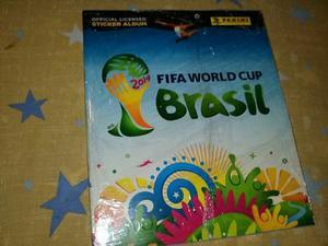 Album Panini Mundial De Futbol Brasil ,vacio, Nuevo