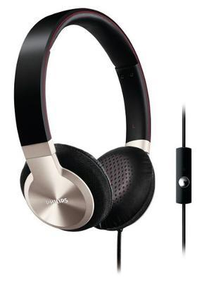 Audifonos Color Negro Marca Philips Shla Originales