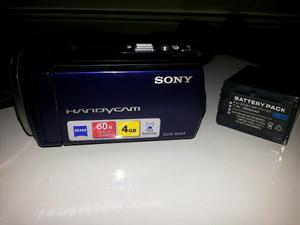 Camara De Video Sony 4gb De Memoria Rematando Oferte...