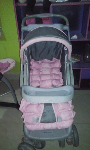 Coche Niña Happy Baby