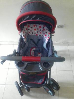 Coche Para Bebe Niño O Niña Marca Cute Babies Usado