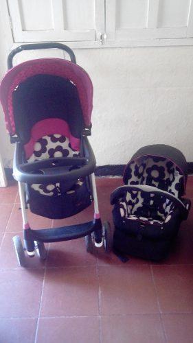 Coche Y Silla De Carro Para Bebes Marca Evenflo