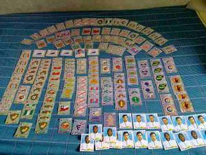 Escudos Sellos Panini Mundial De Fútbol Francia 98 Original