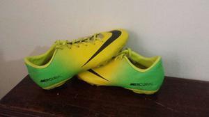 Tacos Para Futbol Nike Mercurial