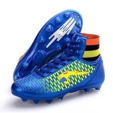 Zapatos de fútbol sala micro tacos para niños des 29 al 35 e17bc4ed078a5
