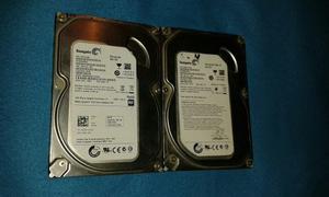 Disco Duro De 500 Gb Y 320 Gb Para Reparar