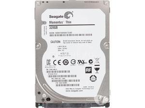 Disco Duro Sata Para Laptop Seagate 320gb