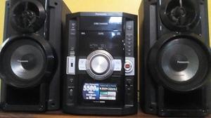 Equipo De Sonido Panasonic Modelo Sa-akcds Usb