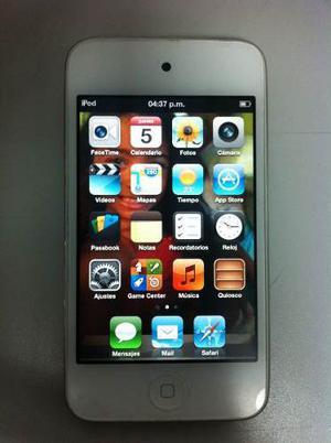 Ipod Touch 4ta Generación 16g Excelente Estado M-a