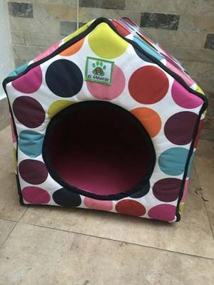 Casa Impermeable Para Mascotas