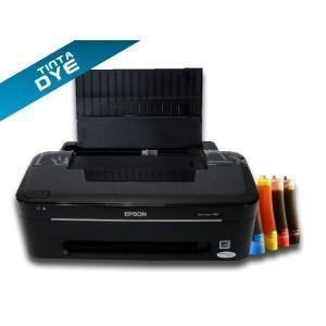 Impresora Epson T22 Con Sistema De Tinta Oferta Solo Hoy