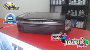 Impresora Multifuncional Epson Cx- Con Sistema De Tinta