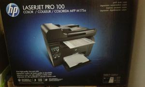 Impresora Nueva Multifuncional Hp Láser Jet Pro 100