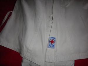 Vendo Karategui Usado (Marca Lopfre 100% Algodón Talla 3)