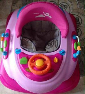 Andadera Cute Baby Para Niña.