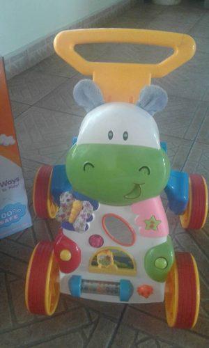 Andadera Para Aprender A Caminar Para Bebes Hippo Toddle