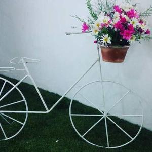 Bicicleta De Hierro Forjado