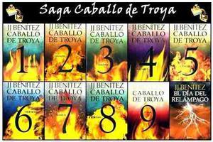 Caballo De Troya Saga Completa 10 Libros E-book