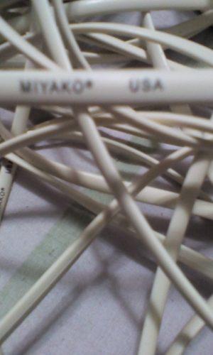 Cable Telefonico R11 Beige (40 Mts Miyako Usa)
