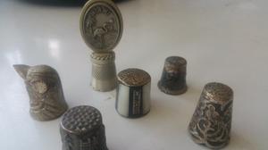 Dedales De Plata Y Ceramica Coleccionables Paises