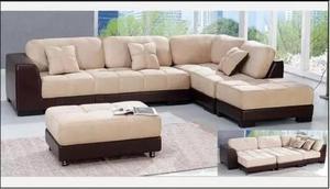 Mueble Modular Tipo Sofa Cama De Lujo Somos Fabrica