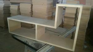 Mueble Para Tv, Biblioteca, Modular Multifuncional